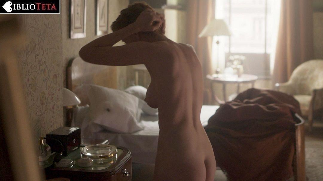 Ana Polvorosa Desnuda En Las Chicas Del Cable 5x05 La Biblioteta