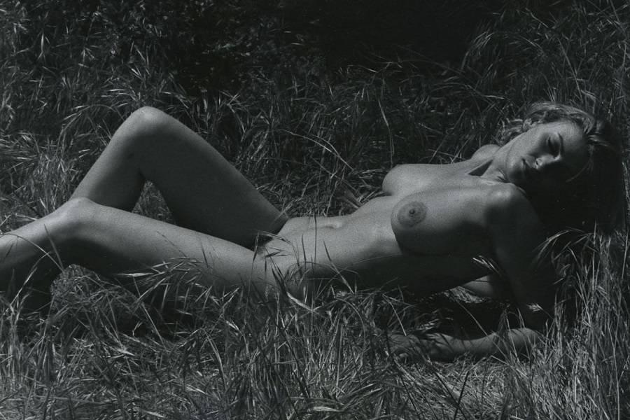 Anita Ekberg - Andre de Dienes