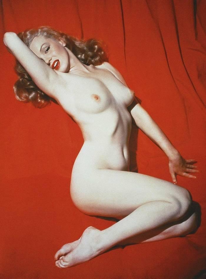 Marilyn Monroe - Tom Kelley