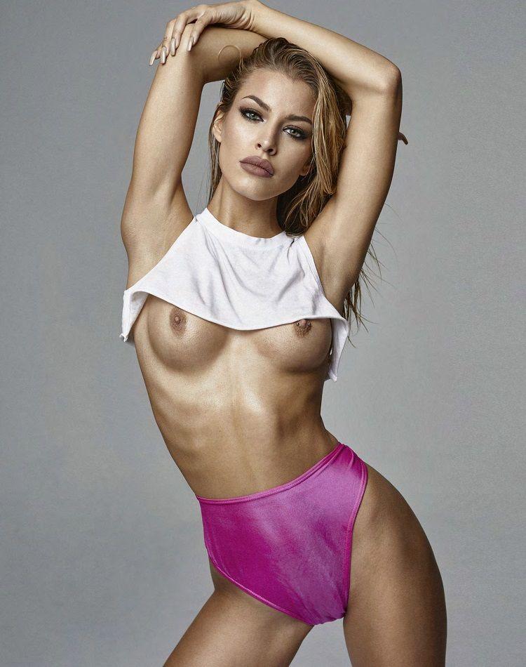 Jessica Goicoechea - Treats! Magazine