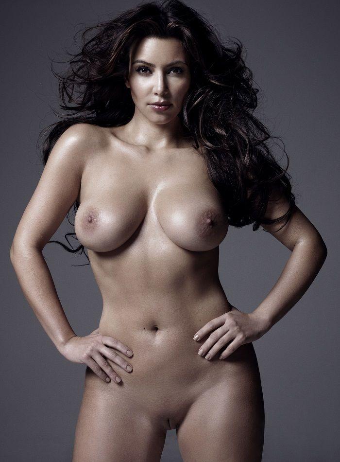 Kim Kardashian - W Magazine