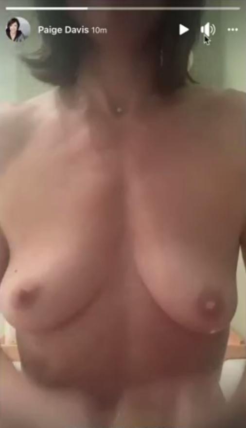 Paige Davis topless