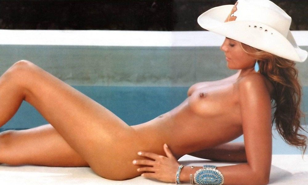 Sylvia Pantoja - Interviú